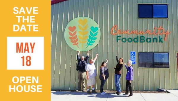 Community Food Bank of San Benito County announces Open House event